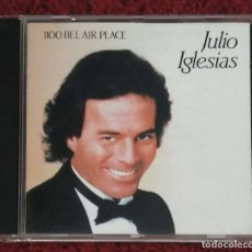 CDs de Música: JULIO IGLESIAS (1100 BEL AIR PLACE) CD 1984 - 1ª EDICIÓN. Lote 279260553