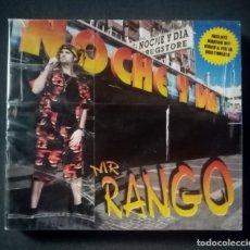 CDs de Música: MR. RANGO - NOCHE Y DIA - 2 X CD 2010 - BOA (NUEVO / PRECINTADO). Lote 279288123
