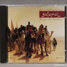 CDs de Música: CD. SALAMAT. MAMBO EL SOUDANI. Lote 279324293