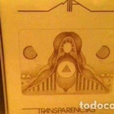 CDs de Música: -MIA CD TRANSPARENCIAS. Lote 279195248