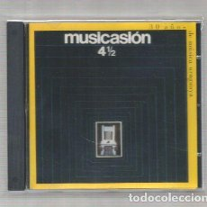 CDs de Música: -MUSICASION 4 Y 12 EDUARDO MATEO EL KINTO DENOIR CD. Lote 279195273
