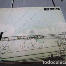 CDs de Música: -CD HOLY PIBY IS COMING REGGAE. Lote 279197158