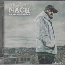 CDs de Música: NACH CD UN DÍA EN SUBURBIA 2008. Lote 279325643