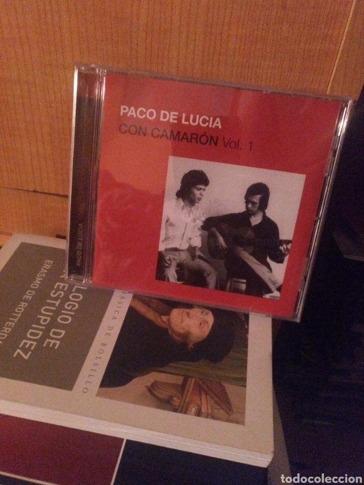 PACO DE LUCÍA Y CANARON (Música - CD's Flamenco, Canción española y Cuplé)