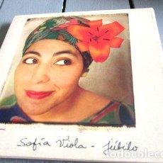 CDs de Música: -CD SOFIA VIOLA JUBILO LEER ESTADO C13. Lote 279195178