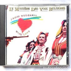 CDs de Música: -LE MYSTERE DES VOIX BULGARES FROM BULGARIA CD KKTUS. Lote 279195348