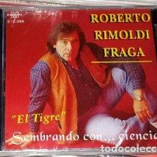 CDs de Música: -ROBERTO R FRAGA SEMBRANDO CONCIENCIA CD SELLADO ARG KKTUS. Lote 279195378
