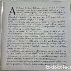 CDs de Música: -GABO FERRO TODO LO SOLIDO SE DESVANECE EN EL AIRE. Lote 279195403