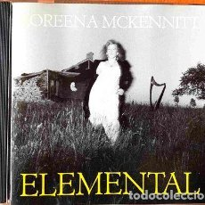 CDs de Música: -CD LOREENA MCKENNITT ELEMENTAL. Lote 279195473