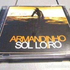 CDs de Música: -CD ARMANDINHO SOL LOIRO REGGAE. Lote 279197193
