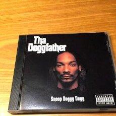 CDs de Música: -SNOOP DOGGY DOGG THE DOGGFATHER CD 1996 RAP HIP HOP. Lote 279217833