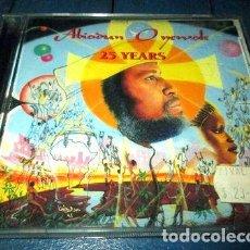 CDs de Música: -CD ABIODUN OYEWOLE 25 YEARS HIP HOP ACID JAZZ DUB USA. Lote 279218113