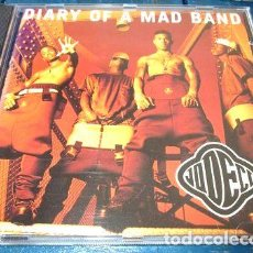 CDs de Música: -CD JODECI DIARY OF A MAD BAND HIP HOP MADE IN USA. Lote 279218138