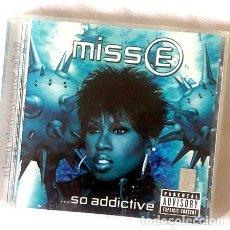 CDs de Música: -CD MISS E SO ADDICTIVE. Lote 279218163