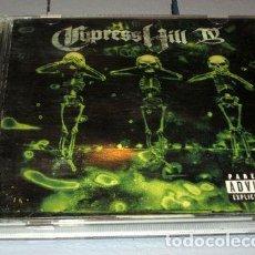CDs de Música: -CD CYPRESS HILL IV 4 USA C16. Lote 279218298