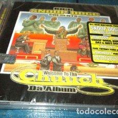 CDs de Música: -CD BIG SNOOP DOGD WELCOME TO THA CHUUCH DA ALBUM NUEVO RI S. Lote 279218323