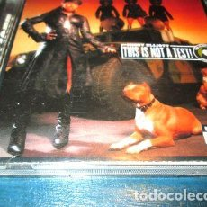 CDs de Música: -CD MISSY ELLIOTT THIS IS NOT A TEST C16. Lote 279218458