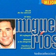 CDs de Música: -MIGUEL RIOS CD SIMPLEMENTE LO MEJOR NUEVO EUROPEO. Lote 279237063