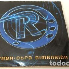 CDs de Música: -CD RAFAGA LA OTRA DIMENSION ORIGINAL SCAJA. Lote 279241143