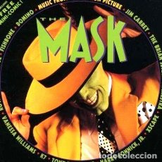 CDs de Música: -CD VARIOUS THE MASK ORIGINAL SOUNDTRACK CD. Lote 279243773