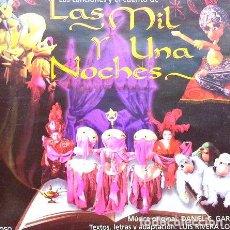 CDs de Música: -LAS MIL Y UNA NOCHES CD EN CASTELLANO. Lote 279243818