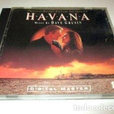 CDs de Música: -CD SOUNDTRACK HAVANA DAVE GRUSIN MADE IN USA. Lote 279243823