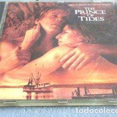 CDs de Música: -CD SOUNDTRACK THE PRINCE OF TIDES BARBRA STREISAND USA 19B. Lote 279243898