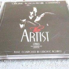 CDs de Música: -CD SOUNDTRACK THE ARTIST BY LUDOVIC BOURCE ARG 19B. Lote 279243933
