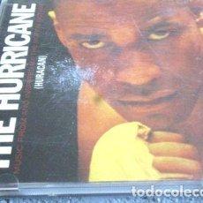 CDs de Música: -CD SOUNDTRACK THE HURRICANE DIFUSION 19B. Lote 279243968