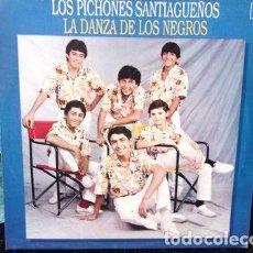 CDs de Música: LOS PICHONNES SANTIAGUENOS LA DANZA DE LOS NEGROS. Lote 279245913