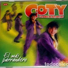 CDs de Música: COTY EL MAS PARRANDERO CD ARGENTINO KKTUS. Lote 279245958