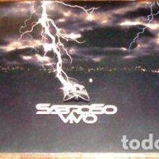 CDs de Música: SABROSO VIVO CD DOBLE SELLADO NUEVO KKTUS. Lote 279245973