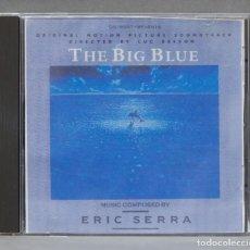 CDs de Música: CD. ERIC SERRA. THE BIG BLUE. Lote 279329098