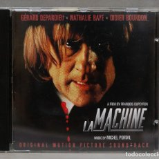 CDs de Música: CD. MICHEL PORTAL. LA MACHINE. Lote 279330053