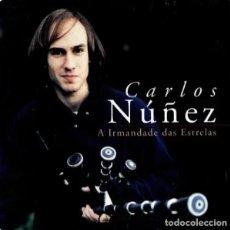 CDs de Música: C371 - CARLOS NUÑEZ. A IRMANDADE DAS ESTRELAS. GAITA. GAITERO. GALICIA. CD.. Lote 279338613