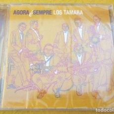 CDs de Música: CD LOS TAMARA - AGORA E SEMPRE - DIAPASON 95061 - 2002 - PRECINTADO / NUEVO !!!!!*. Lote 279339153