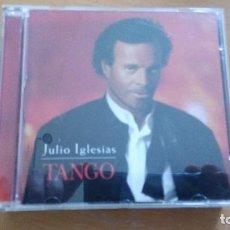 CDs de Música: JULIO IGLESIAS TANGO CD. Lote 279362143
