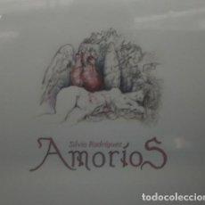 CDs de Música: SILVIO RODRÍGUEZ – AMORÍOS, CD.. Lote 279383443