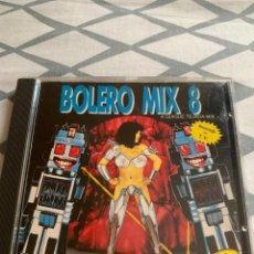CDs de Música: BOLERO MIX 8 - EDICIÓN ORIGINAL 1991. Lote 279385113