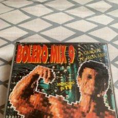 CDs de Música: BOLERO MIX 9. Lote 279401803