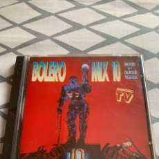 CDs de Música: BOLERO MIX 10. Lote 279402493