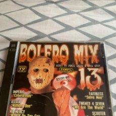 CDs de Música: BOLERO MIX 13. Lote 279404303