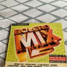 CDs de Música: BOLERO MIX 15. Lote 279409688