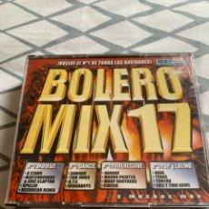 CDs de Música: BOLERO MIX 17. Lote 279410138