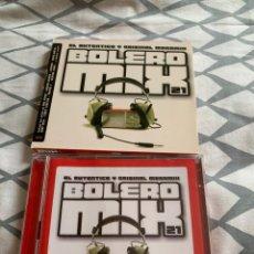 CDs de Música: BOLERO MIX 21. Lote 279415318