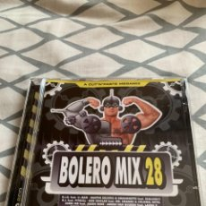 CDs de Música: BOLERO MIX 28. Lote 279417758