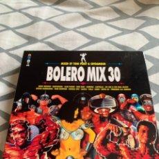 CDs de Música: BOLERO MIX 30. Lote 279418353