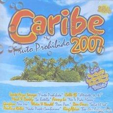 CDs de Música: CD CARIBE 2007 2 CDS PRECINTADO AQUITIENESLOQUEBUSCA ALMERIA. Lote 279429723