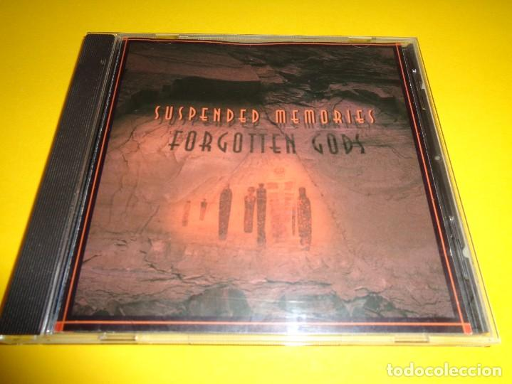 SUSPENDED MEMORIES / FORGOTTEN GODS / STEVE ROACH / JORGE REYES / SUSO SAIZ / CD (Música - CD's New age)