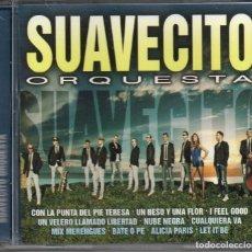 CDs de Música: SUAVECITO ORQUESTA( CDS PRECINTADO NUEVO ) ....ORQUESTA DE GALICIA. Lote 255919465
